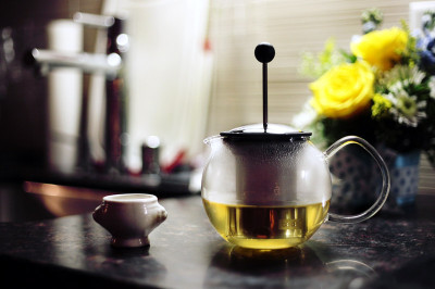 It's Always Time for Tea